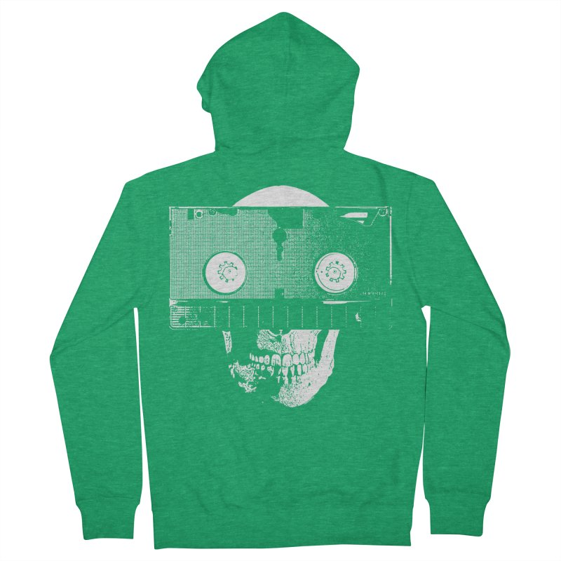 One Track Mind Women's Zip-Up Hoody by VideoReligion's Shop