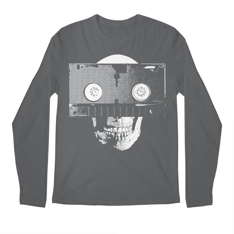 One Track Mind Men's Longsleeve T-Shirt by VideoReligion's Shop