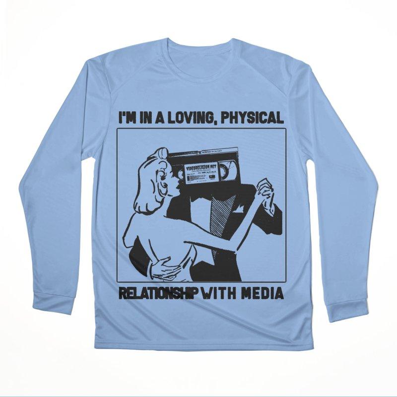 Second Hand Emotion Men's Longsleeve T-Shirt by VideoReligion's Shop