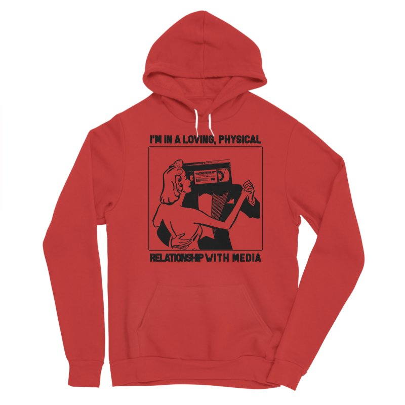 Second Hand Emotion Women's Pullover Hoody by VideoReligion's Shop