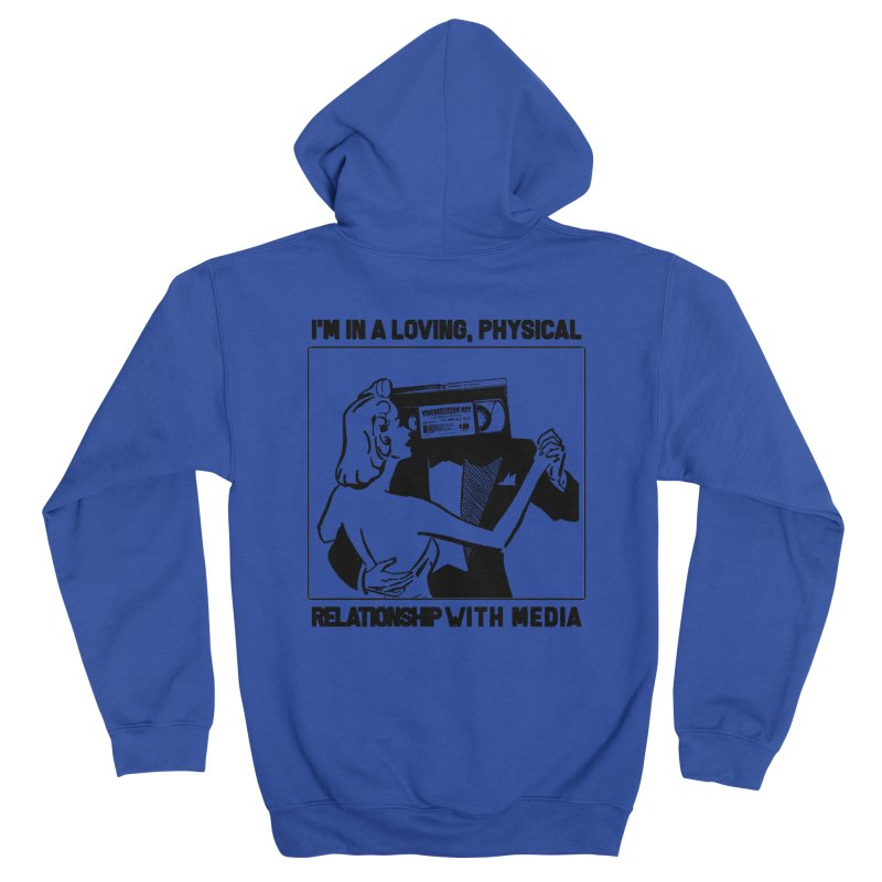 Second Hand Emotion Men's Zip-Up Hoody by VideoReligion's Shop