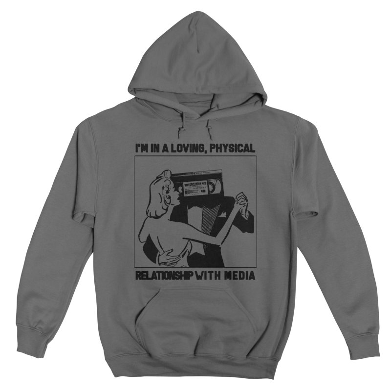 Second Hand Emotion Men's Pullover Hoody by VideoReligion's Shop