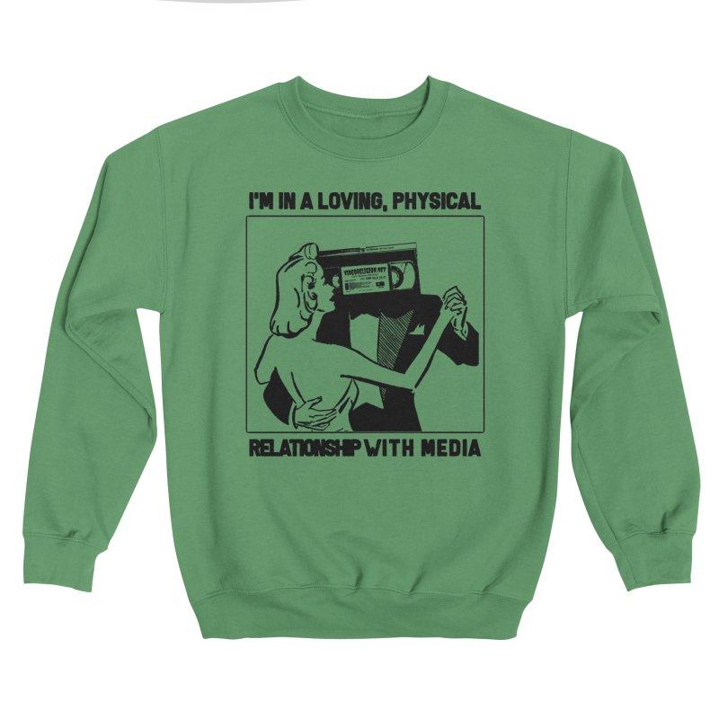 Second Hand Emotion Men's Sweatshirt by VideoReligion's Shop