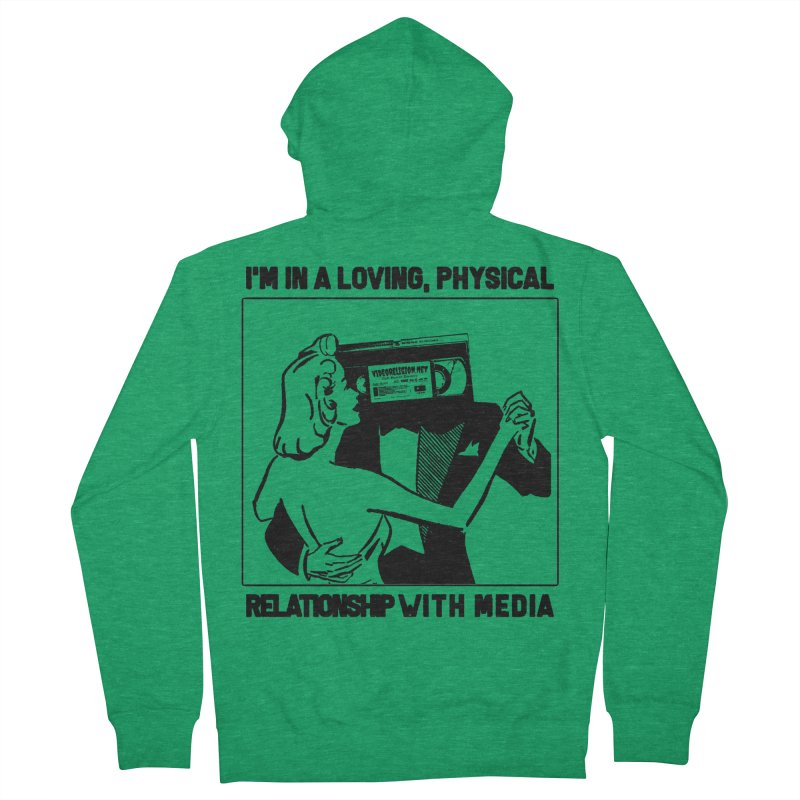 Second Hand Emotion Women's Zip-Up Hoody by VideoReligion's Shop