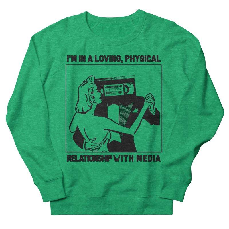 Second Hand Emotion Women's Sweatshirt by VideoReligion's Shop