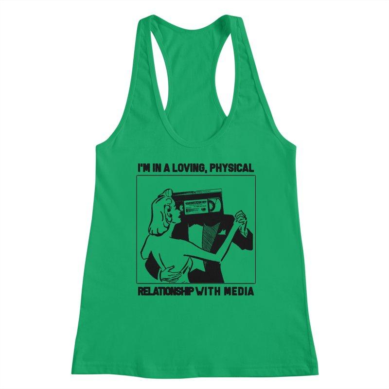 Second Hand Emotion Women's Tank by VideoReligion's Shop