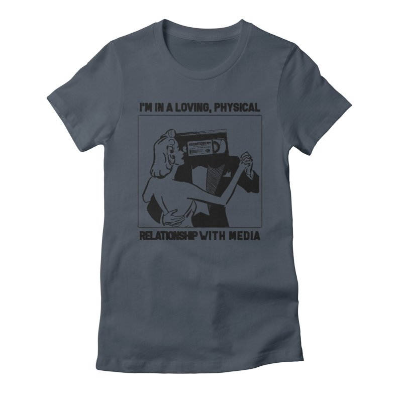 Second Hand Emotion Women's T-Shirt by VideoReligion's Shop