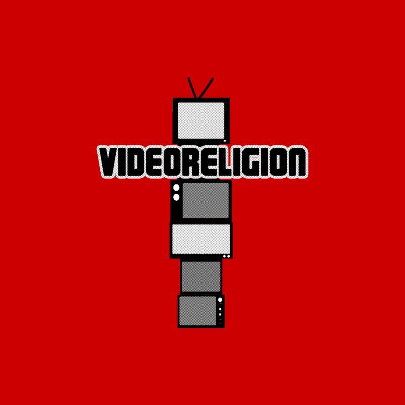 Tube Cross B&W by VideoReligion's Shop