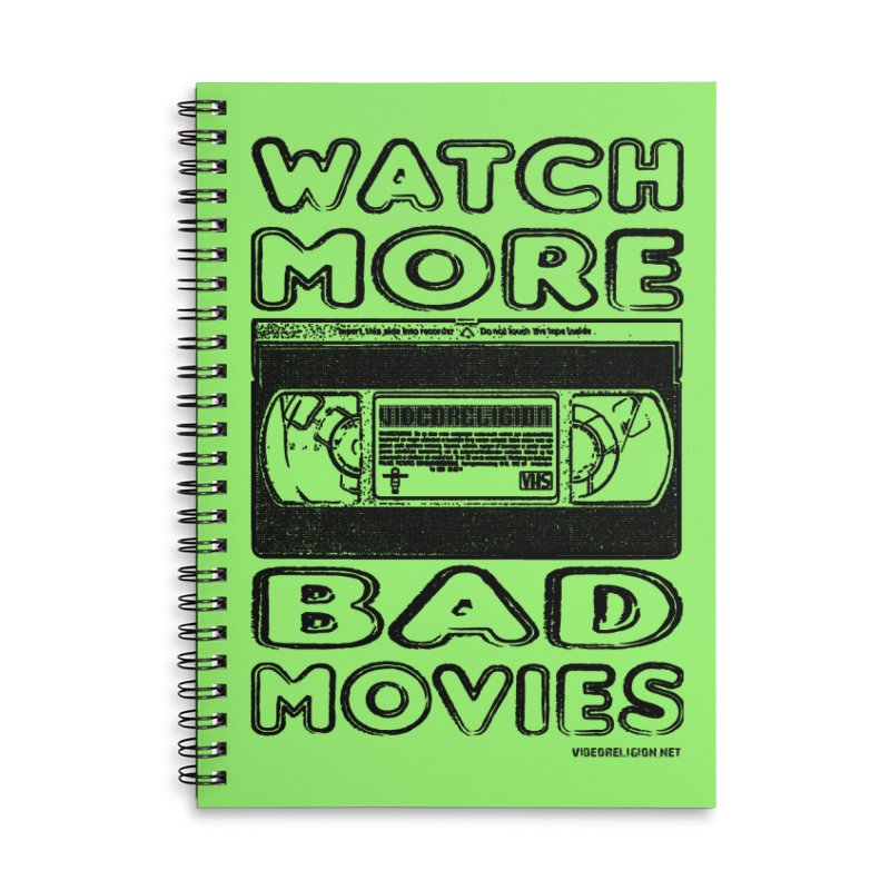 Sage Advice One Accessories Notebook by VideoReligion's Shop