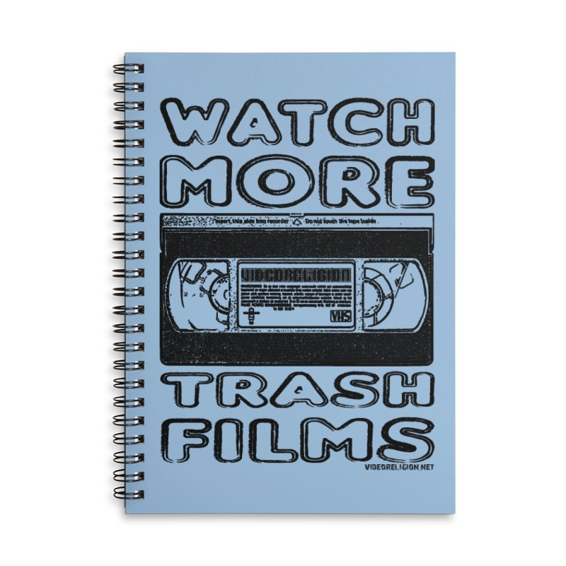 Sage Advice Two Accessories Notebook by VideoReligion's Shop