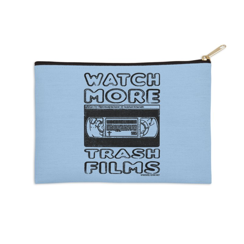 Sage Advice Two Accessories Zip Pouch by VideoReligion's Shop