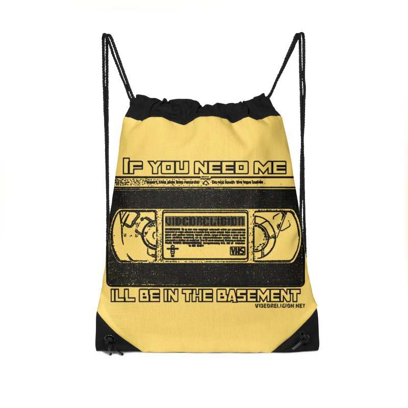 There's Something Down There Accessories Bag by VideoReligion's Shop