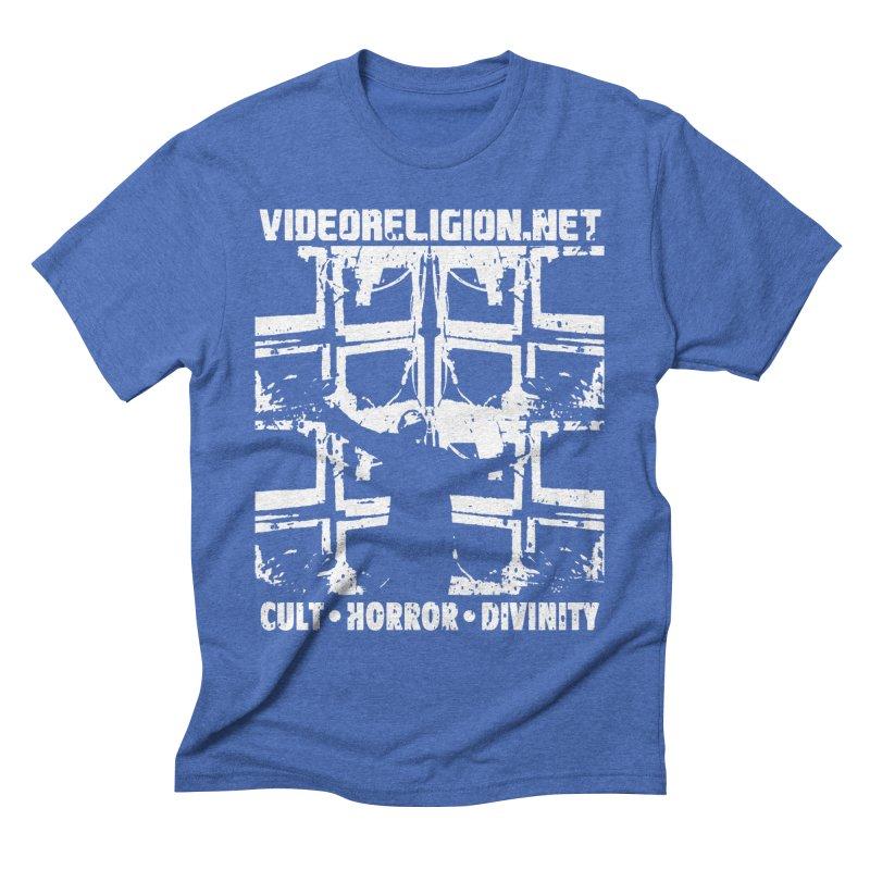 The Tube Altar Men's T-Shirt by VideoReligion's Shop