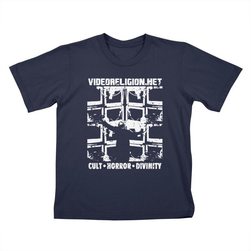 The Tube Altar Kids T-Shirt by VideoReligion's Shop