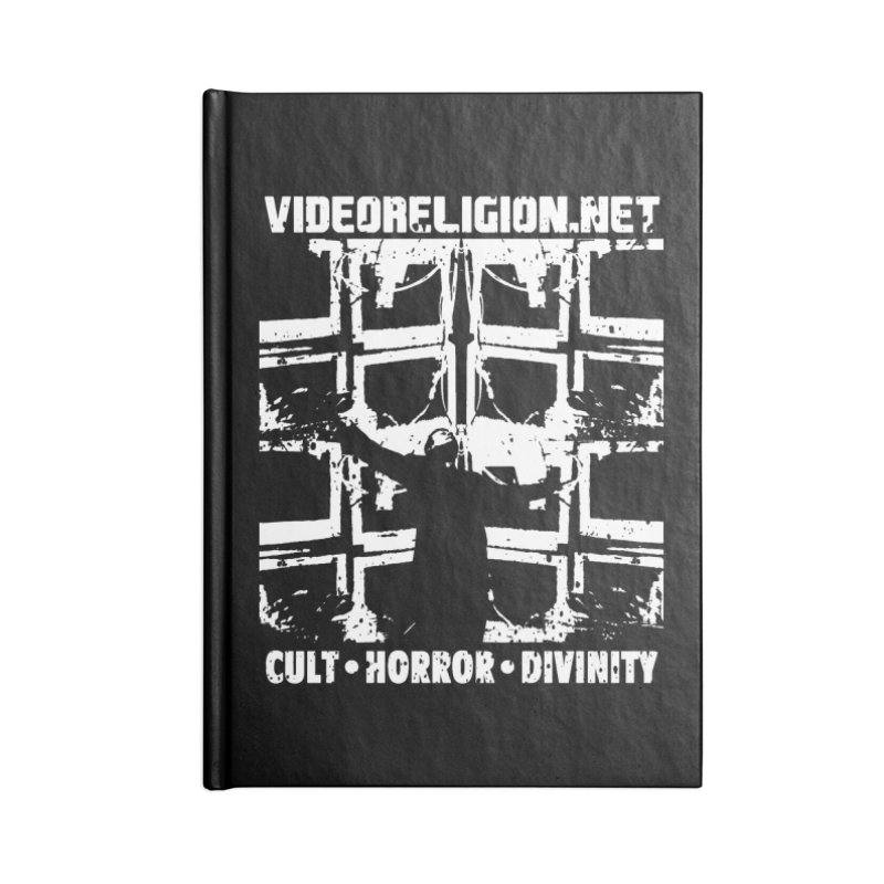 The Tube Altar Accessories Notebook by VideoReligion's Shop