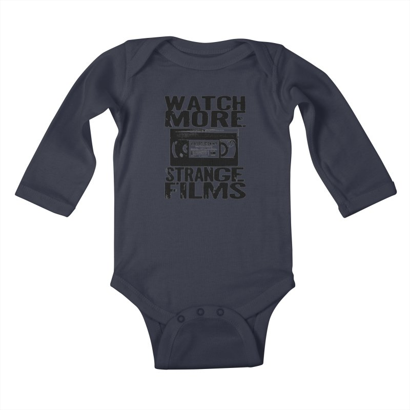 Sage Advice v2: Strange Kids Baby Longsleeve Bodysuit by VideoReligion's Shop