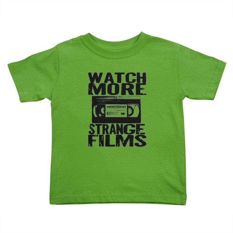 Sage Advice v2: Strange Kids Toddler T-Shirt by VideoReligion's Shop