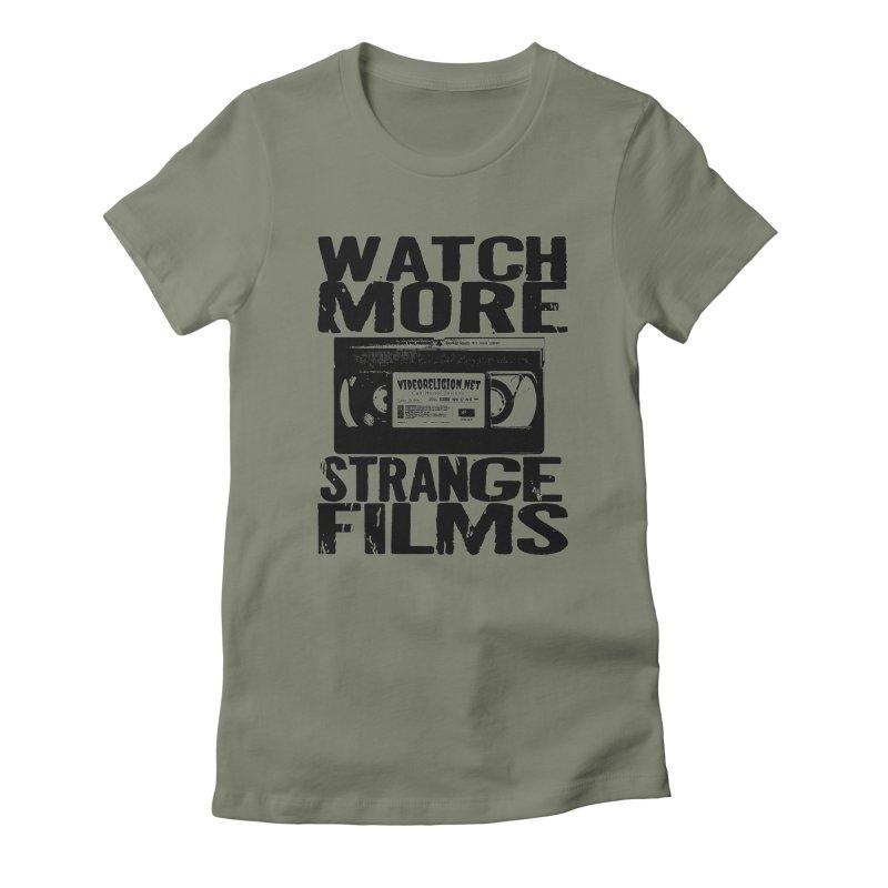 Sage Advice v2: Strange Women's T-Shirt by VideoReligion's Shop