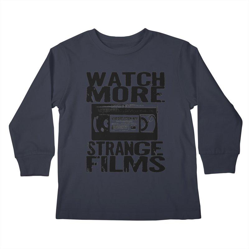 Sage Advice v2: Strange Kids Longsleeve T-Shirt by VideoReligion's Shop
