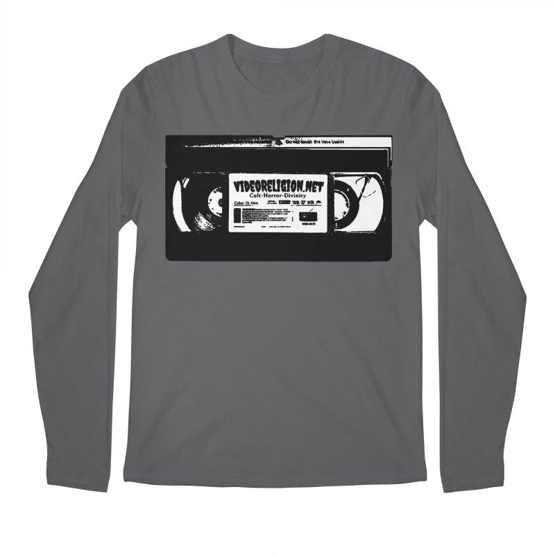 Divine Magnets Men's Longsleeve T-Shirt by VideoReligion's Shop
