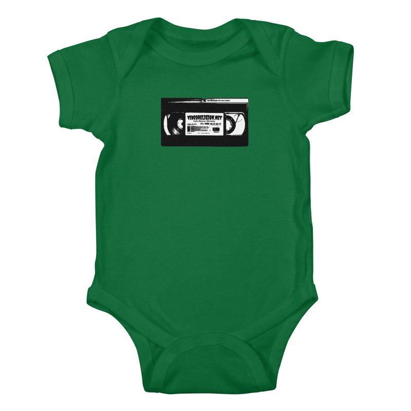 Divine Magnets Kids Baby Bodysuit by VideoReligion's Shop