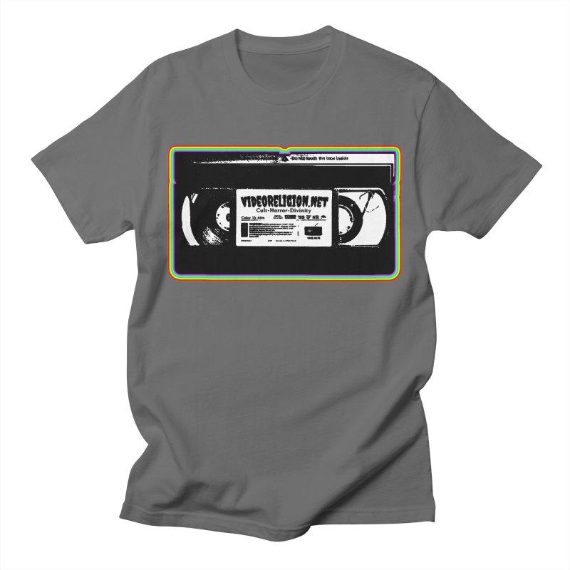 Divine Magnets Bright Men's T-Shirt by VideoReligion's Shop
