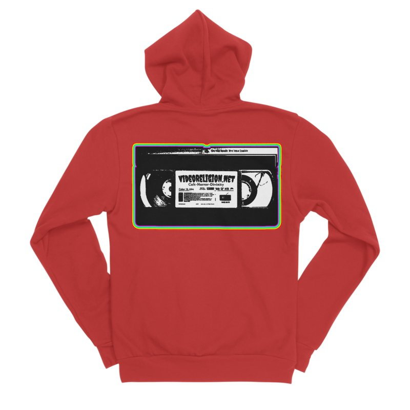Divine Magnets Bright Women's Zip-Up Hoody by VideoReligion's Shop
