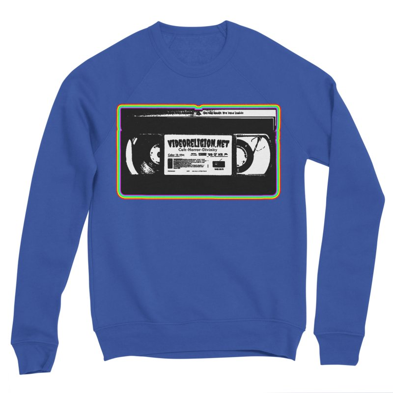 Divine Magnets Bright Men's Sweatshirt by VideoReligion's Shop