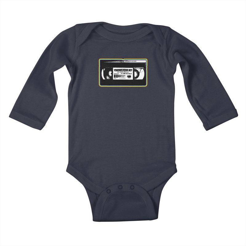 Divine Magnets Bright Kids Baby Longsleeve Bodysuit by VideoReligion's Shop