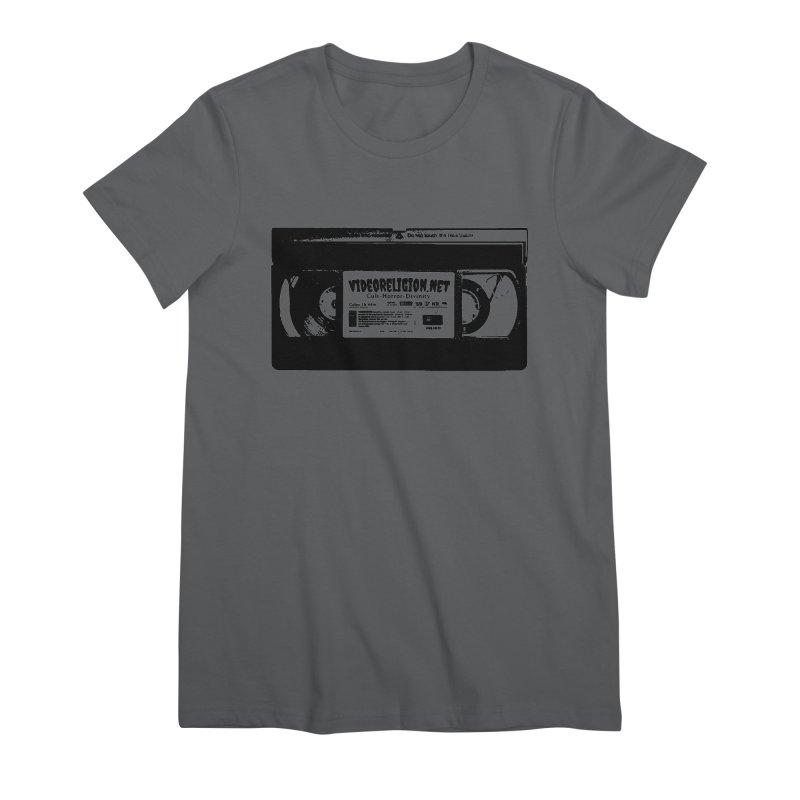 Divine Magnets Clear Women's T-Shirt by VideoReligion's Shop