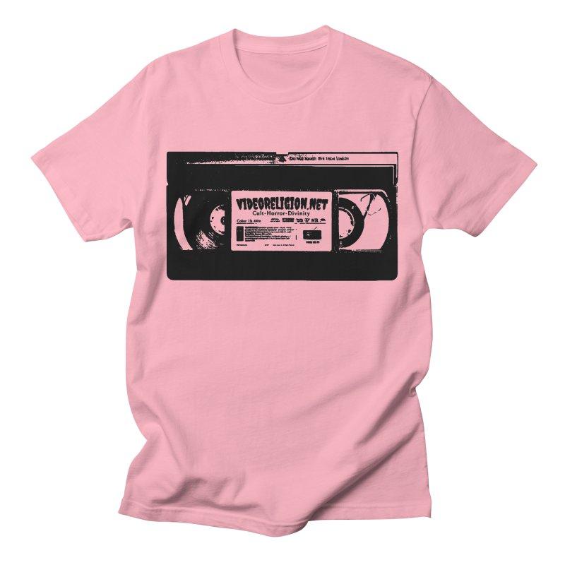 Divine Magnets Clear Men's T-Shirt by VideoReligion's Shop