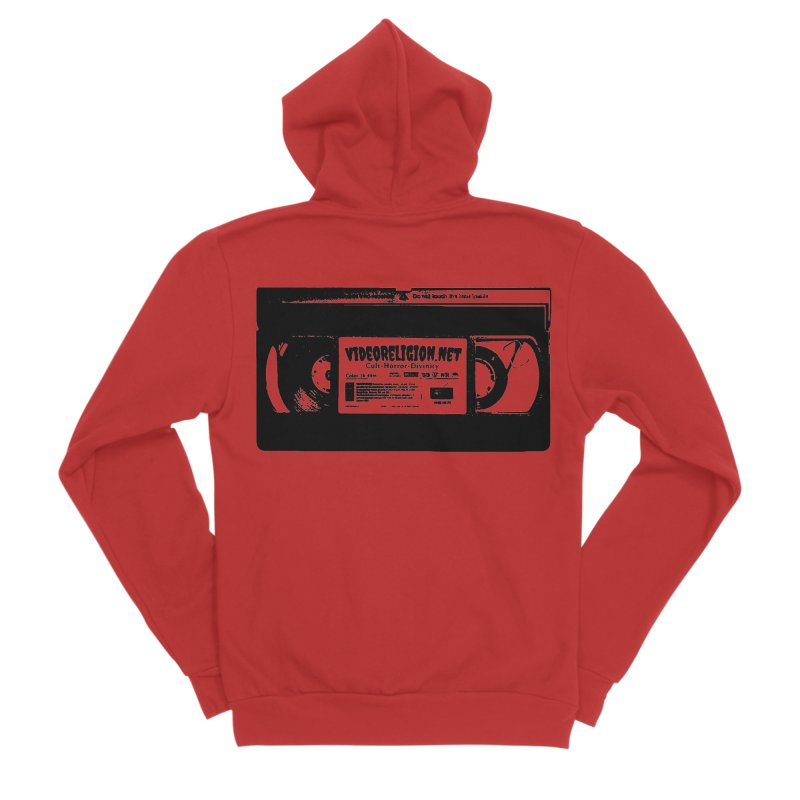 Divine Magnets Clear Men's Zip-Up Hoody by VideoReligion's Shop