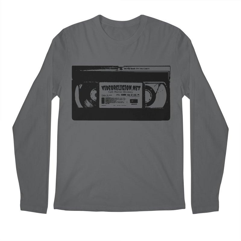 Divine Magnets Clear Men's Longsleeve T-Shirt by VideoReligion's Shop