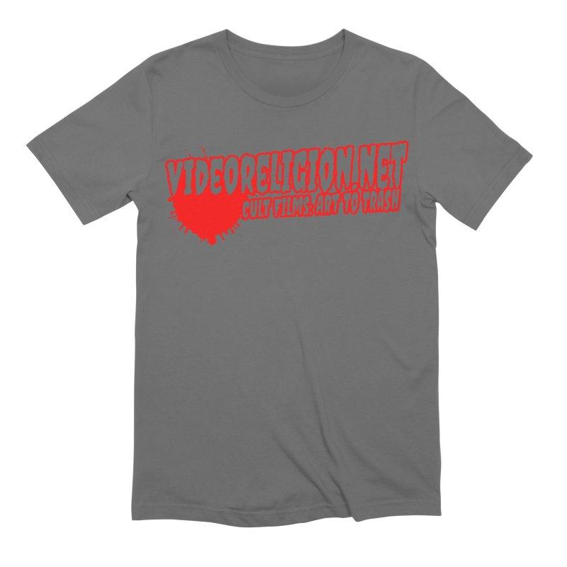 BloodCult Men's T-Shirt by VideoReligion's Shop