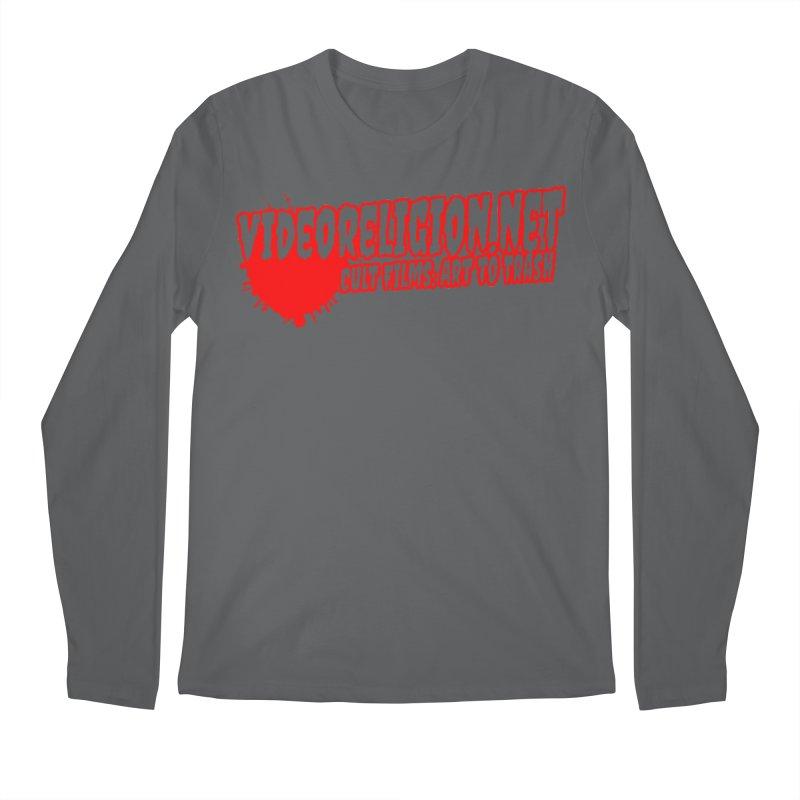 BloodCult Men's Longsleeve T-Shirt by VideoReligion's Shop