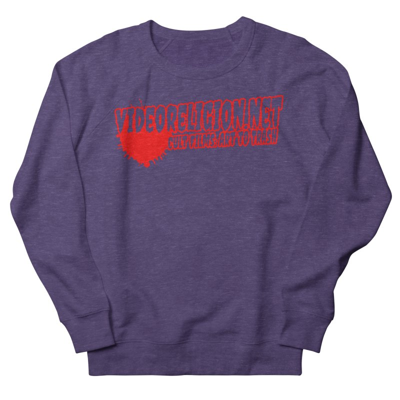 BloodCult Women's Sweatshirt by VideoReligion's Shop