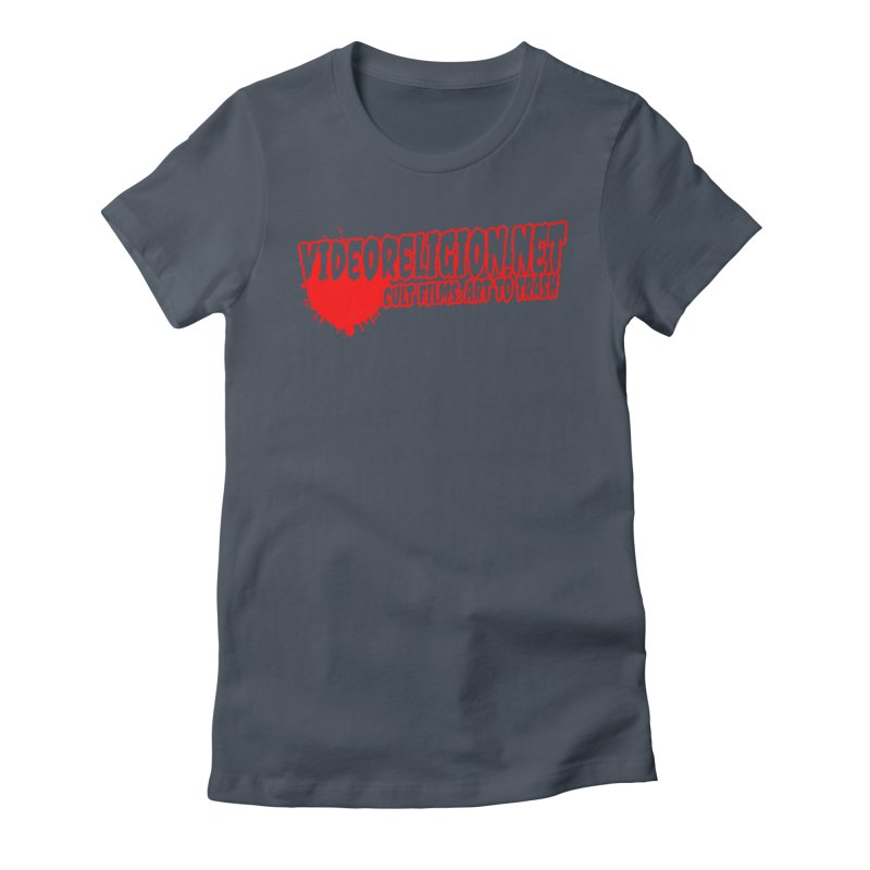 BloodCult Women's T-Shirt by VideoReligion's Shop