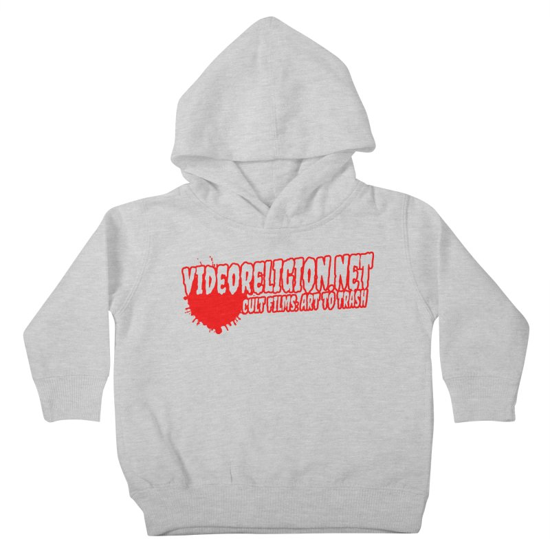 BloodCult Kids Toddler Pullover Hoody by VideoReligion's Shop