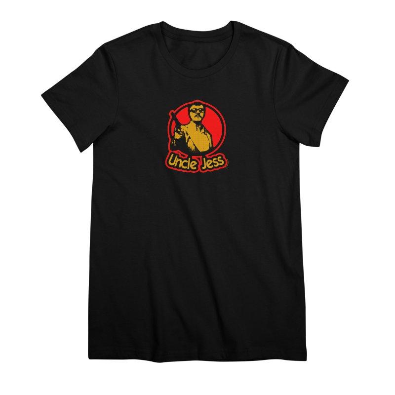 UNCLE JESS Women's T-Shirt by VideoReligion's Shop