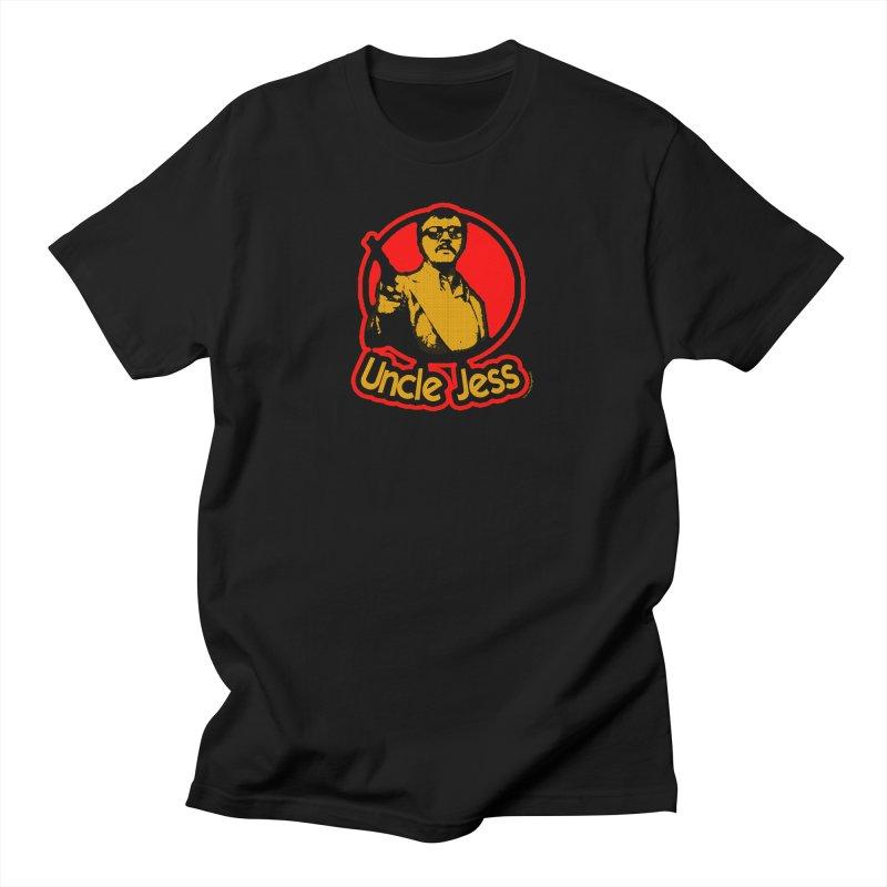 UNCLE JESS Men's T-Shirt by VideoReligion's Shop