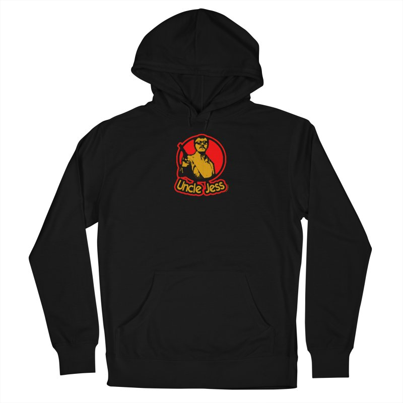 UNCLE JESS Men's Pullover Hoody by VideoReligion's Shop