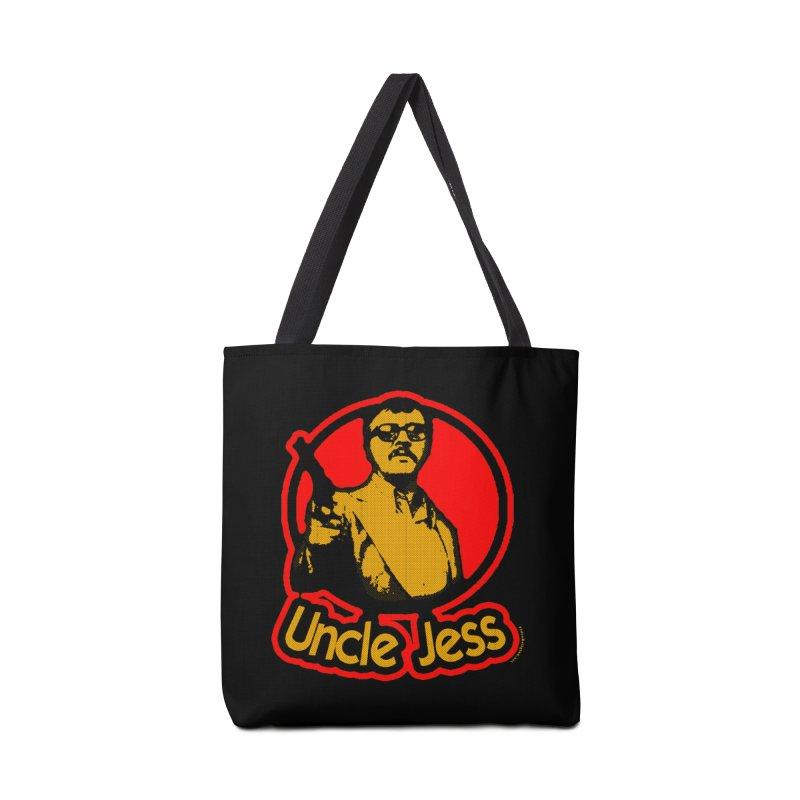 UNCLE JESS Accessories Bag by VideoReligion's Shop