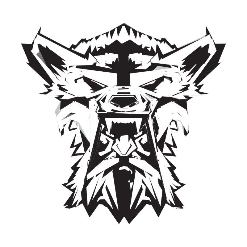 Wolf Head Berserker Vikings