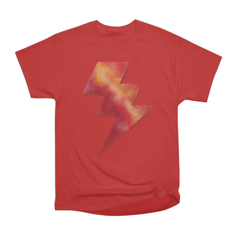 Fire Bolt I Men's Classic T-Shirt by Vince N2