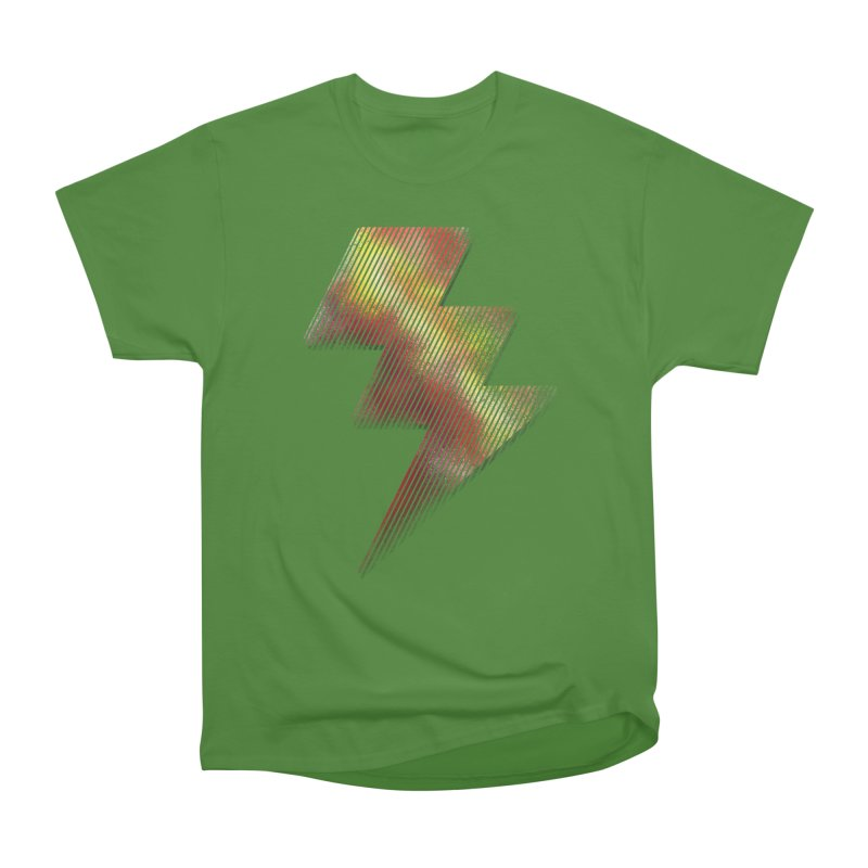 Fire Bolt I Men's Classic T-Shirt by Vince N2
