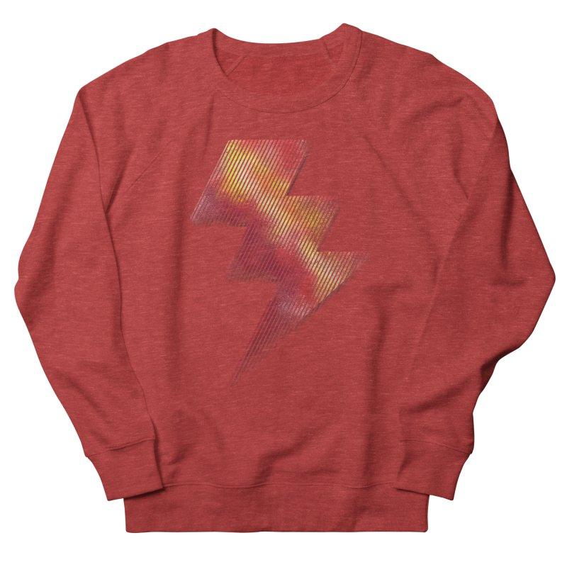 Fire Bolt I Women's Sweatshirt by Vince N2