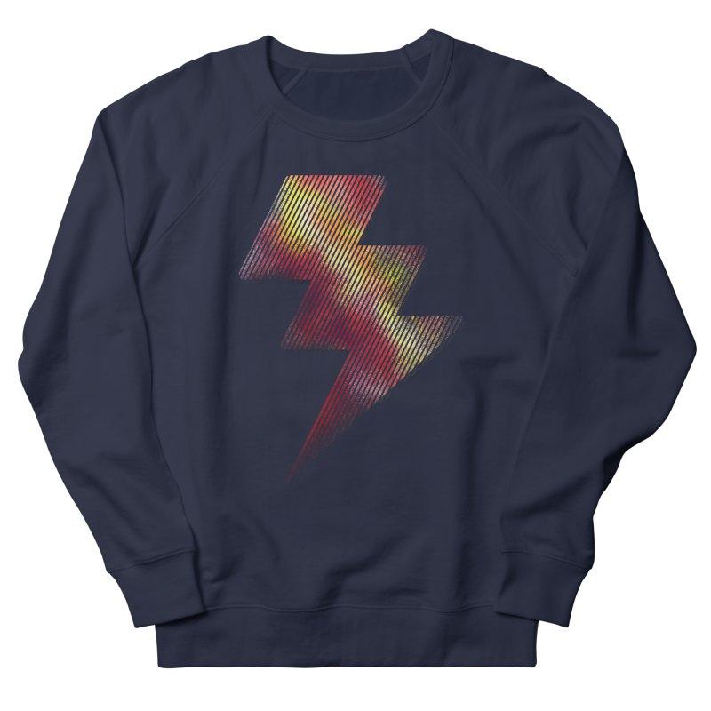 Fire Bolt I Men's Sweatshirt by Vince N2