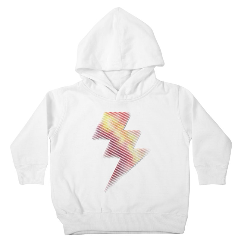 Fire Bolt I Kids Toddler Pullover Hoody by Vince N2