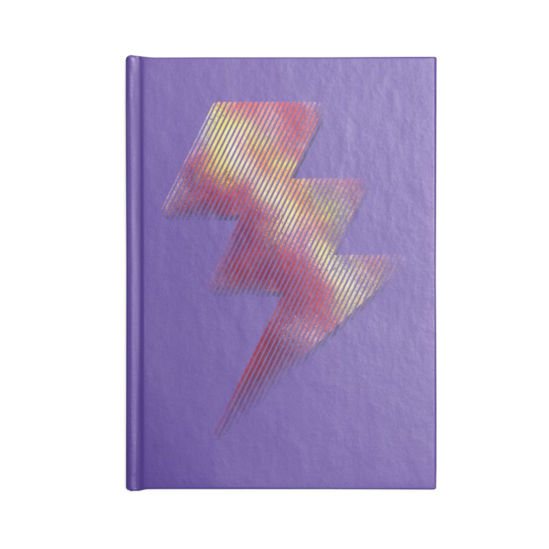 Fire Bolt I Accessories Notebook by Vince N2