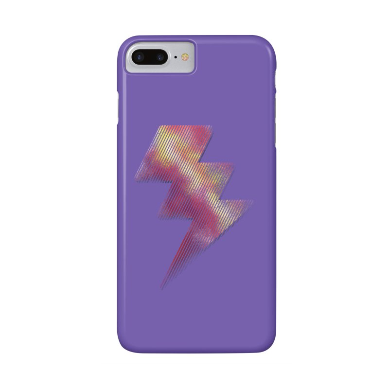 Fire Bolt I Accessories Phone Case by Vince N2